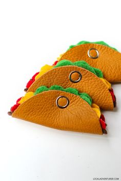 How To Make The Cutest TACOS Cord Organizer -1