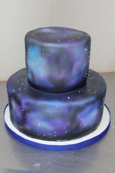 Outerspace Cake