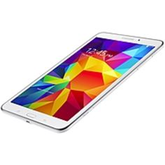 Samsung Galaxy Tab 4 SM-T337A 16 GB Tablet - 8 - Plane to Line (PLS) Switching - Wireless LAN - AT&T - 4G Quad-core (4 Core) 1.20 GHz - White - 1.50 GB RAM - Android 4.4 KitKat - LTE, HSPA+ - Slate - 1280 x 800 16:10 Display - Bluetooth - WWAN Supported