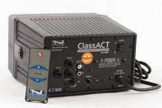 MODELO CLASS ACT  Con mando a distancia incluido.