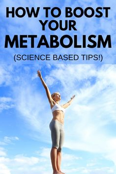 Wondering how to boost your metabolism? You'll want to read up on these metabolism tips in this article! Learn about the mistakes that slow your metabolism, and how you can counteract these with healthy habits to increase your metabolism.