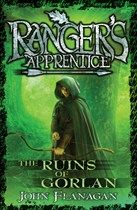 RANGER'S APPRENTICE 1: THE RUINS OF GORLAN by John Flanagan. The first book in the Ranger's Apprentice series!