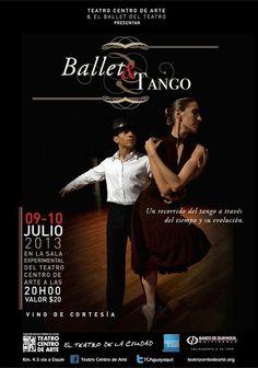 Guayaquil: Ballet y Tango