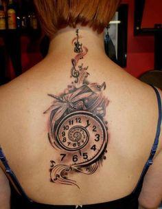 #Tatto #belleza #creatividad #Body #Design