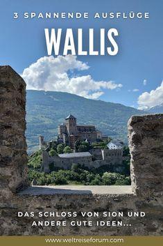 Das Wallis gehört vollkommen zu recht zu den beliebtesten Ferienregionen der Schweiz. In diesem Artikel gebe ich dir drei Ideen für schöne Tagesausflüge, die sich lohnen.