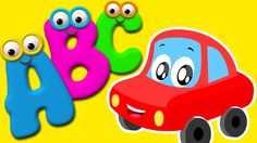#Kids let's learn alphabet A to Z with our cute little red car... #learning #kidslearning #educational #vehicles #truck #parenting