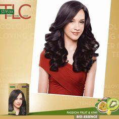 Introducing a revolutionary hair colour from #StreaxTLC Hair Colour Plum 4.20. Must Try!