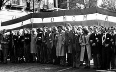 Exposición fotográfica sobre la transición andaluza