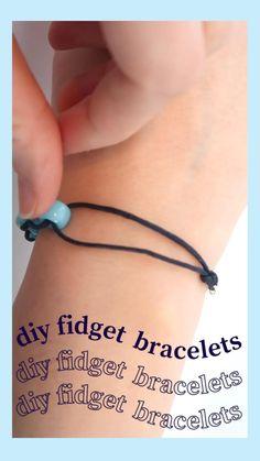 Diy Friendship Bracelets Easy, Diy Bracelets Easy, Friendship Bracelet Patterns, Handmade Bracelets, Diy Bracelets For Boyfriend, Braclets Diy, Diy Beaded Bracelets, Making Bracelets, Handmade Wire Jewelry