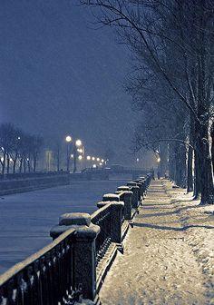 Saint-Petersburg | Krukov canal | Vasiliy iamthewalrus | Flickr