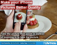 iPhones - Make your iPhone Pictures Better Quality