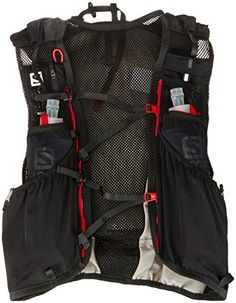 Salomon ADV Skin 12 Set Hydration Vest  732cu in BlackMatador XL * You can get additional details at the image link. This is an Amazon Affiliate links.