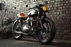 Kawasaki W 650 Salt Flat Spirit
