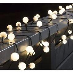 Konstsmide Led-globelichterkette, Außenbereich, 80 Dioden, 1