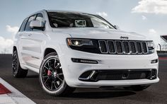 2014 Jeep SRT 8, absolutely ridiculous vehicle that I would love to have