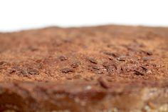 Raw Nespresso Chocolate Cheesecake