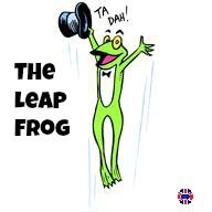 Click to listen to the Leap Frog Fairytale (2) - RP British Accent Practice audio