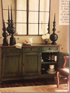 Chalk Paint™ new love...Olive color