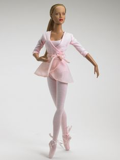 Dance Rehearsal Jac - New York City Ballet Collection - Tonner Doll Company