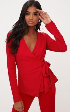 c4a418485 Blush Trench Tie-Waist Vest | Products | Pinterest