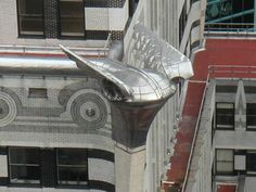 Chrysler Building decoration
