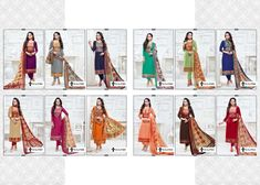 Brand- Fashion Catalog Name- vol 97 Top- with and damman Dup- with print Bot- For Inquiry and Order : WhatsApp on or visit www.in/ Fashion vol 97 Salwar Suits Suits manufacturer from Surat Style Fashion Catalogue, Salwar Suits, Digital, Tops, Style, Swag, Outfits