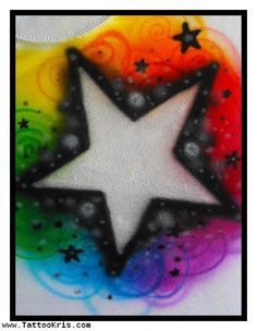 rainbow star - Google Search