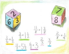 4th Grader Fractious Over Fractions?