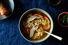Kaoya Luobo Tang (Roast Duck Soup with Radishes)