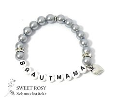 Brautschmuck Armband Für Blumenkind Geschenkidee Schmuck Hochzeitschmuck