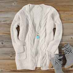 It's back! Our customer favorite Scout Sweater will be so cozy for fall! www.spool72.com