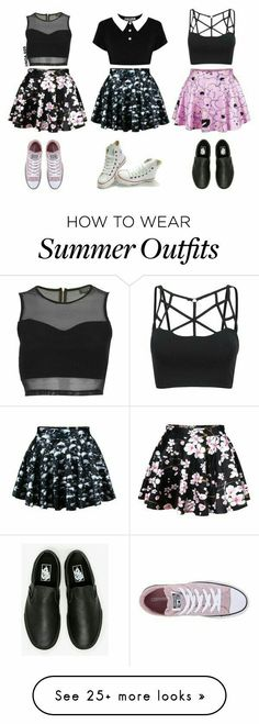 How to wear summer outfits