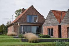 Afgewerkte projecten door Jonas D'hoore   Landschappelijke tuin bij een gerenoveerde vierkantshoeve   Poperinge