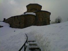 San Miguel Aralar en Iturmendi, Navarra