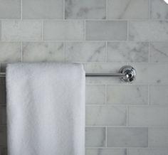 Whites - Aspen - Ann Sacks Tile & Stone- for master bath instead of white carrerra?