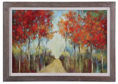 Nature's Walk Wall Art from Home  Decorators