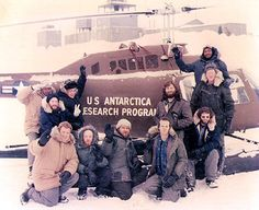 I am absolutely thrilled to report here that I will be spending a year in Antarctica, having just finalized a contract as a grant-supported scientific writer for the United States Geological Survey…