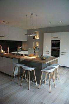 13 superbes idées de remodelage de la cuisine moderne minimaliste 1, #cuisine #idees #minimaliste #moderne #remodelage #superbes
