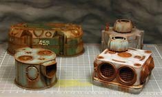 Junction box Электроустановочные изделия - Rusty Leggz