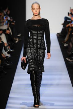 Hervé Léger by Max Azria | Fall 2014 Ready-to-Wear Collection | Style.com