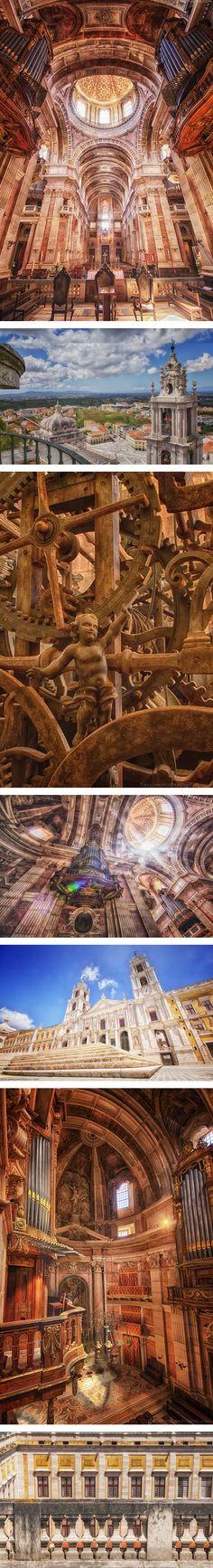 Palacio Mafra Basilica