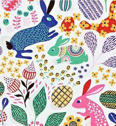 print & pattern: EASTER 2013 - john lewis by Helen Dardik