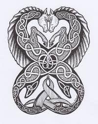 Image result for celtic animal designs patterns