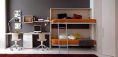 Small Bedroom space ideas -    http://www.bedroomdesign.net/wp-content/uploads/2012/07/Practical-yet-Amazing-Teen-Bedroom-Designs-by-Asdara_01.jpg
