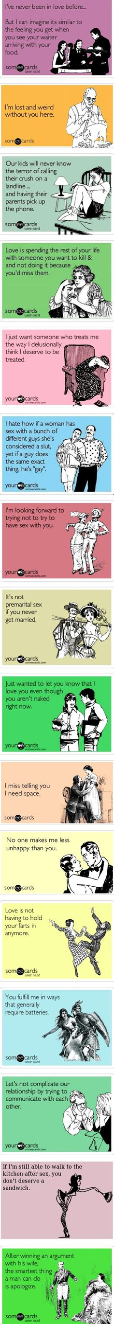 The Best Love Ecards Ever