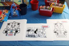 Thomas the Train Birthday Party Ideas   Photo 1 of 21   Catch My Party