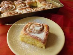 Raspberrybrunette: Orechové osie hniezda s polevou Dessert Recipes, Desserts, Sweet Recipes, French Toast, Food And Drink, Cooking Recipes, Pudding, Baking, Breakfast