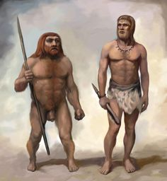 Ancient humans just couldn't stop having sex with Neanderthals. Interesting read on interbreeding with the Neanderthal.