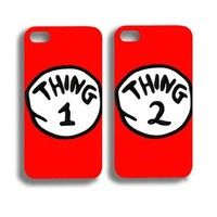 I think you'll like Hot sale Red Thing 2 Dr Seuss Best Friends case  for Iphone 4/4S,iPhone 5/5S/5C,iPhone 6,iPhone 6 plus, Samsung Galaxy S3/S4/S5/note 3/note 4, Set of two cases. Add it to your wishlist!  http://www.wish.com/c/53f70c3478111251ca533ee6