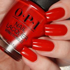31 types of opi summer nails colors 2018 52 Opi Nail Polish Colors, Manicure Colors, Gel Manicure, Nail Colors, Opi Polish, Mani Pedi, Colours, Colorful Nail Designs, Nail Designs Spring